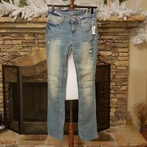 Aeropostale Skinny Boot Jean